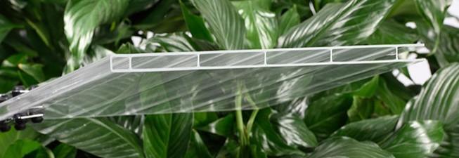 ACRYLITE® Alltop Acrylic Double Skin UV Transmitting