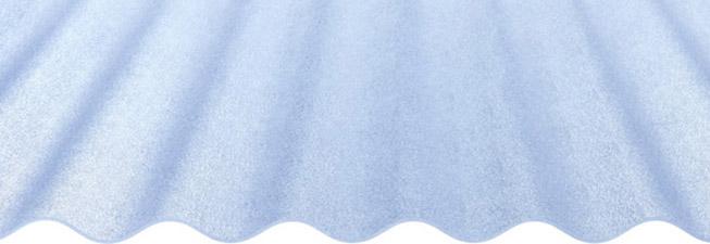 ACRYLITE® Heatstop High Impact Wave Profile