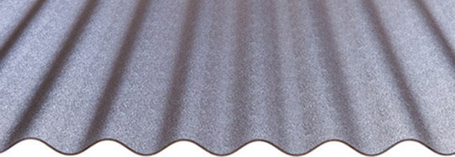 ACRYLITE® Resist High Impact Wave Profile Textured