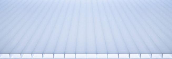 ACRYLITE® Heatstop High Impact Acrylic Double Skin Sheet
