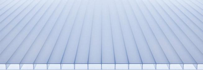 ACRYLITE® Resist High Impact Acrylic Double Skin Sheet