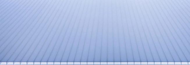 ACRYLITE® Heatstop Resist High Impact Acrylic Double Skin Sheet